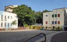 בית ספר שומם בצל משבר הקורונה, אילוסטרציה