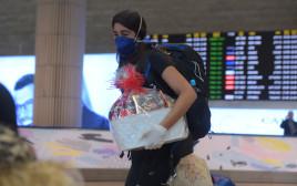 ישראלית שבה הביתה במבצע החילוץ בפרו