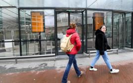 בשל הקורונה: מוזיאון סגור באמסטרדם