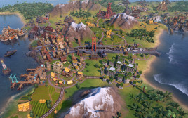 המשחק Civilization VI Gathering Storm