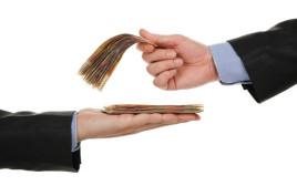 תשלום כספים לעובד