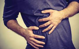 כאב בטן (אילוסטרציה)