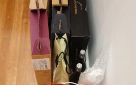 משלוחי יין עד הדלת