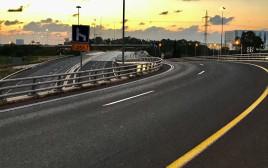 כבישים ריקים, סגר על ישראל