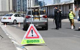ישראל נכנסת לעוצר