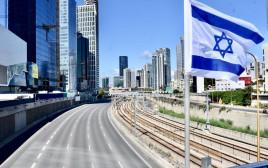 סגר ערב פסח בתל אביב