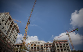 אתר בנייה בירושלים