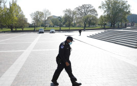 ארה״ב: נגיף הקורונה בוושינגטון הבירה