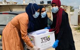 קורונה במגזר הבדואי - נשים מסייעות למאבק בנגיף