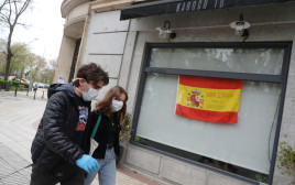 קורונה בספרד