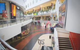 קורונה: הדיזנגוף סנטר בת״א ריק מאדם