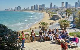 תיירים בישראל