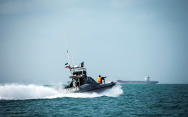 ספינת משמרות המהפכה באיראן
