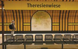 תחנת רכבת בגרמניה