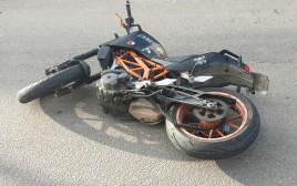 אופנוע (המצולם אינו קשור לכתבה)
