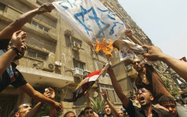 מהומות מול שגרירות ישראל בקהיר, 2011