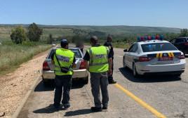 תאונת דרכים בגליל העליון
