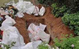 """חילול חלקת הקבר של חלל צה""""ל עמית בן יגאל ז""""ל"""