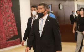 שר החוץ גבי אשכנזי