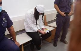עמירם בן אוליאל במשפטו