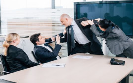 תקיפה בעבודה