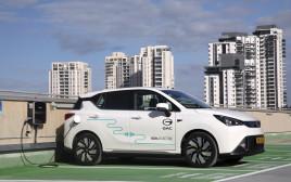 רכב חשמלי סיני: 3GE של GAC