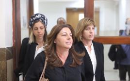איריס אלוביץ' בבית המשפט