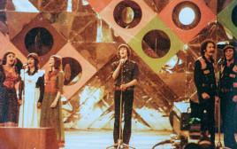 גידי גוב, פסטיבל הזמר 1973