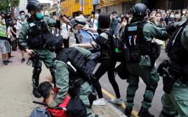 הפגנות פרו דמוקרטיות בהונג קונג