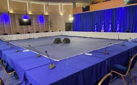 שולחן הממשלה במשרד החוץ