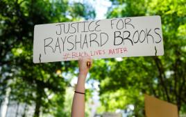 מחאה על הריגתו של רישרד ברוקס