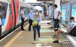 רכבת ישראל שבה לפעילות