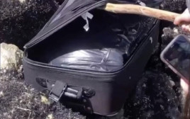 המזוודה שמצאו הנערות