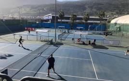 מרכז הטניס בקרית שמונה