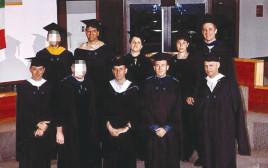 אלון בן דוד וחבריו ללימודים בתוכנית קרן וקסנר, 2002