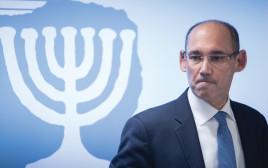 אמיר ירון - נגיד בנק ישראל