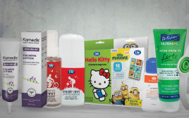 מוצרים נגד יתושים
