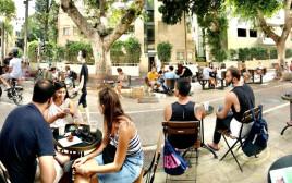 תל אביב בתקופת הקורונה
