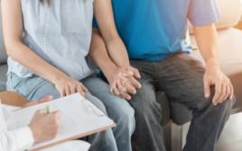 זוג בטיפולי פוריות