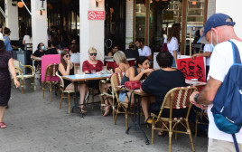 מסעדות פתוחות בתל אביב