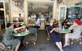 קורונה: מסעדה בירושלים