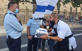 מחאת המסעדנים