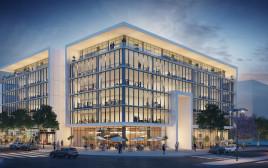 כך יראה בניין המשרדים החדש בפארק העסקים בעומר