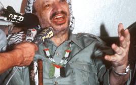 יאסר ערפאת בביירות, 1982