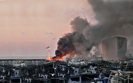 פיצוץ בלבנון