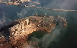 הפיצוץ בלבנון: היום שאחרי בנמל ביירות