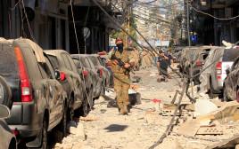 הנזק בלבנון