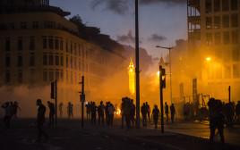 ההפגנות בלבנון