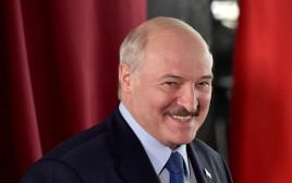 נשיא בלארוס אלכנסדר לוקשנקו