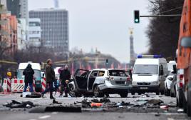 תאונת דרכים, אילוסטרציה (למצולמים אין קשר לנאמר בכתבה)